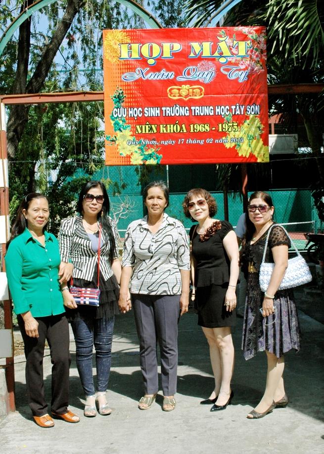 HM mùng 8 tết Quý Tỵ - 17/2/2013 NHĐS5