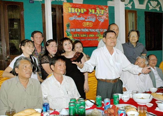 HM mùng 8 tết Quý Tỵ - 17/2/2013 NHĐS13