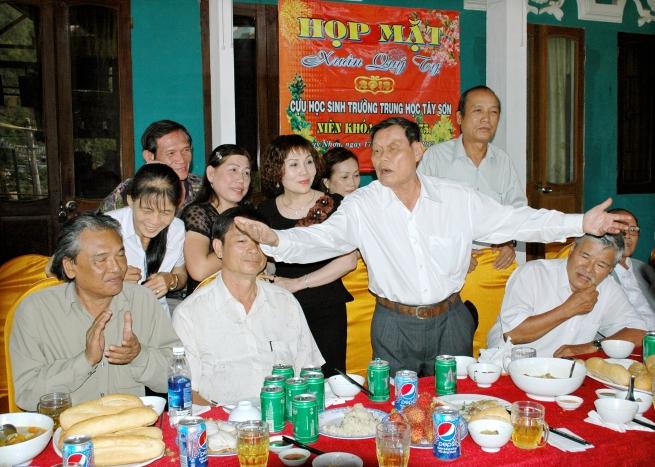 HM mùng 8 tết Quý Tỵ - 17/2/2013 NHĐS14
